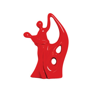 Estatueta Casal Dançando Decorativo