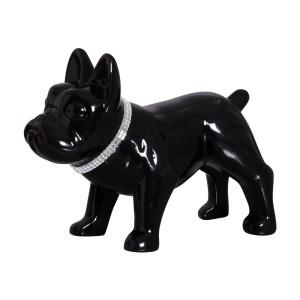 Cofre Cachorro Preto
