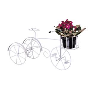 Porta Flores Bicicleta em Ferro