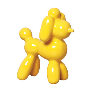 Cachorro Cerâmico Decorativo