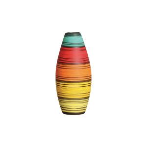 Vaso em Cerâmica Colorido