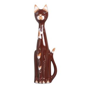 Estatueta Decorativa Gato