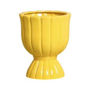 Vaso para Festa Amarelo